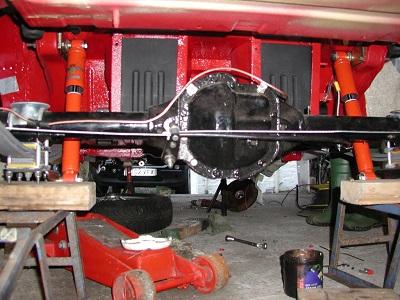Mg Rebuild Assembling The Brakes